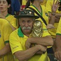 Sad Brazilian Fan