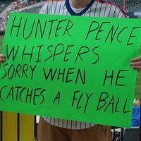 Hunter Pence Signs