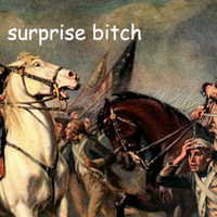 Sassy George Washington