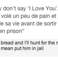 "In France, They Don't Say ""I Love You"""