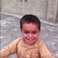 Little Dancing Pakistani Kid