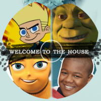 Bee Shrek Test in the House