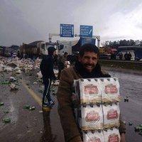 Algerian Beer Thief