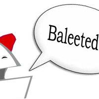 BALEETED