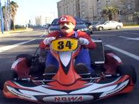 Real Life <i>Mario Kart</i>