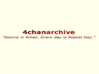 Chanarchive Shuts Down
