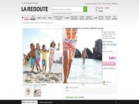 Naked Man in La Redoute Advertisement