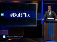 #Buttflix, Your Latest Toilet Humor Hashtag