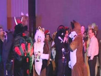 Furry Convention Disrupted by Toxic Gas Leak