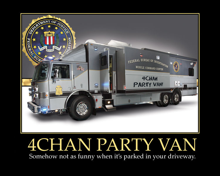 Monster of the Week - Expressions of interest - Page 3 4chanpartyvan
