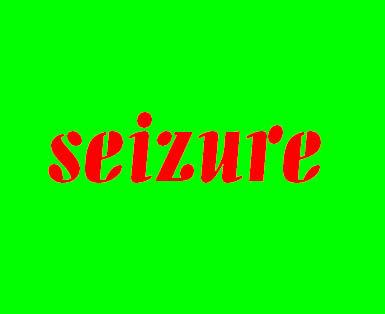 Seizure Time | Know Your Meme