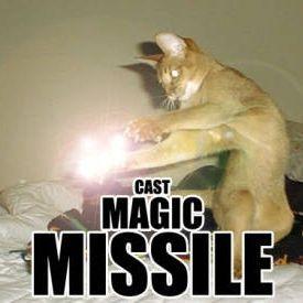 ¡Epic fail! Cast_magic_missile