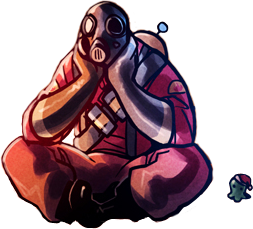 Pyro Sitting Down Know Your Meme
