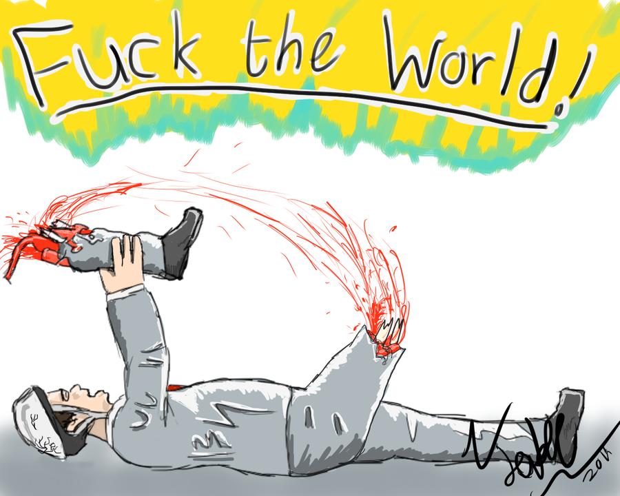 Fuck Teh World 90