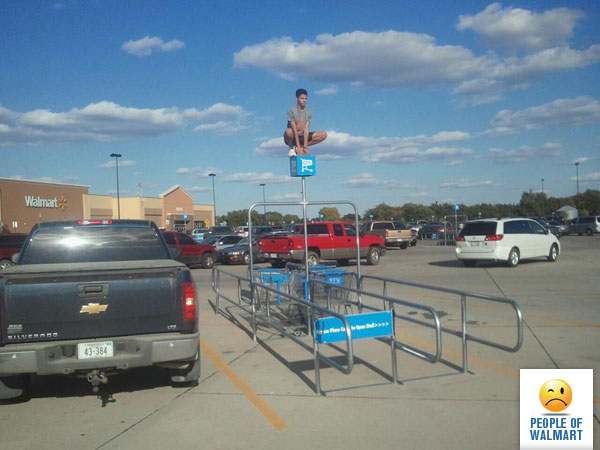 The 55 Funniest People Of Walmart Pictures of