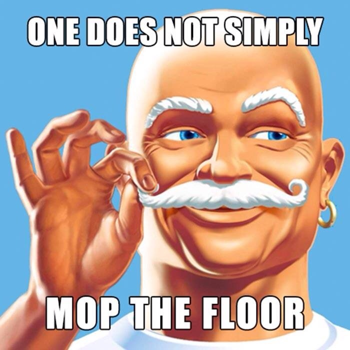 Funny Clean Memes Facebook : Mr clean memes know your meme