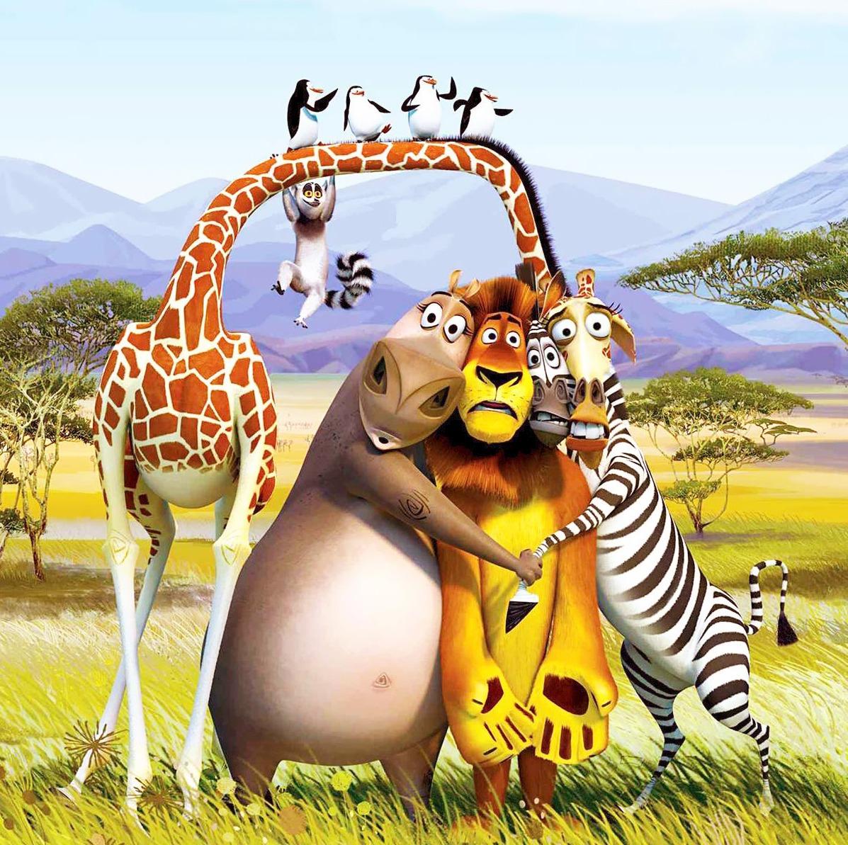 HD Madagascar Film Wallpapers and Photos | HD Cartoons Wallpapers