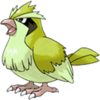 Shiny Pidgey