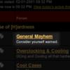General Mayhem