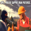 Spy's Sappin' My / Mah Sentry
