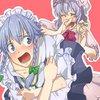 Sakuya's breast padding