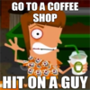 Gay Coffee Guy