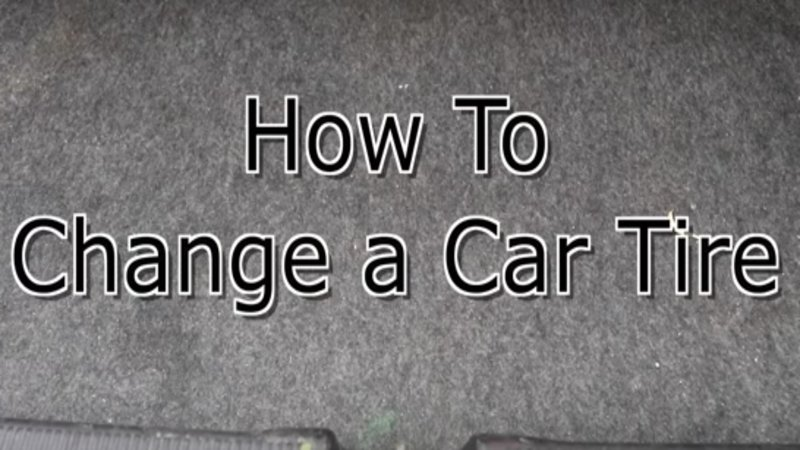 How To Change a Car Tire, Made Simple