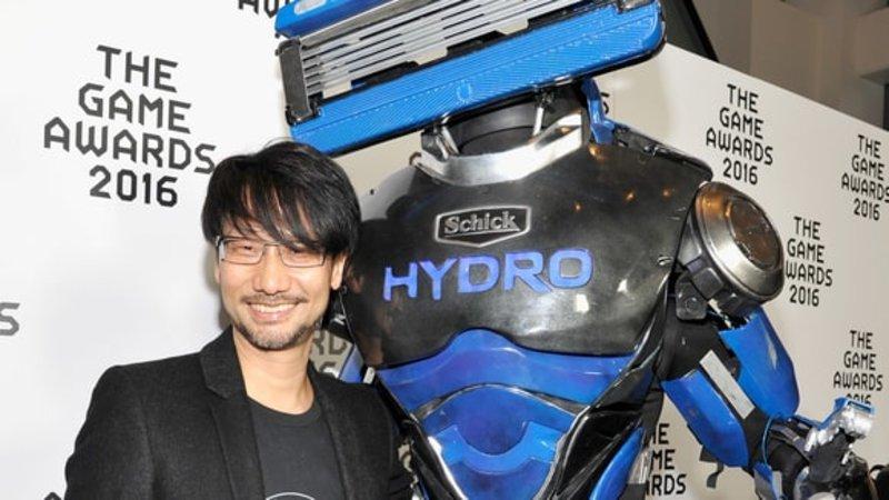 Game Awards: Kojima, a Razor and Overwatch