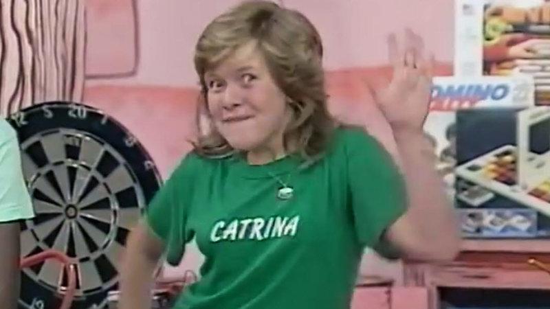 """Hi, My Name's Catrina!"""