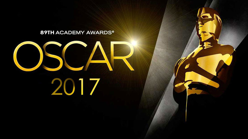 The 89th Academy Awards Airs Tonight!