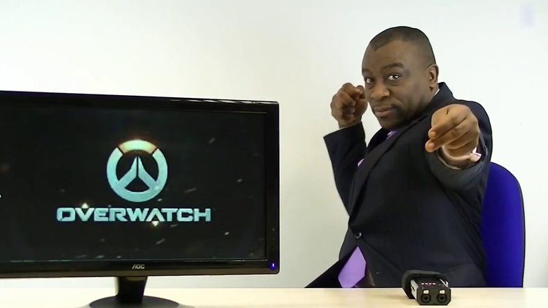 Tyrone Reads Overwatch Ultimates