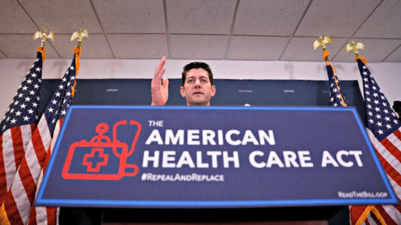 Obamacare Stays After Trumpcare Bill Fails