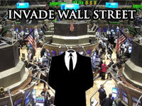 Operation Invade Wall Street