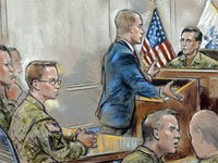 Bradley Manning's Pre-Trial Hearing