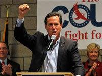 Santorum Campaign Gains Momentum