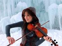 Lindsey Stirling's Dubstep Violin Solo