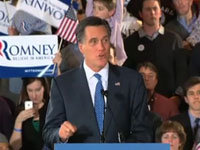 Romney Super Tuesday Victories