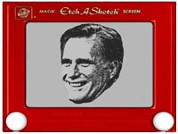 "Romney Campaign ""Etch A Sketch"" Gaffe"
