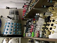 Record Breaking Dalek Collection