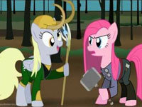 My Little Pony: Avengers Edition