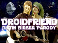 Justin Bieber: Star Wars Edition