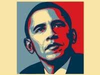 "Barack Obama ""Hope"" Posters"