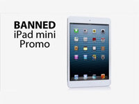 Banned iPad Mini Commercial