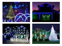 KYM Gallery: Christmas Light Shows