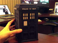 The Augmented Reality Tardis