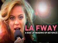 Beyonce's Bad Lip Reading