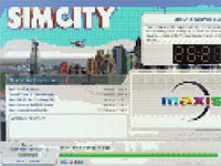 SimCity Constructed in Minecraft