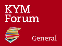 The Unofficial KYM Book Club