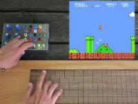 Super Mario as an Instrument
