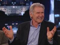 Harrison Ford Won't Talk Star Wars